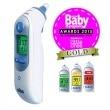 Voici mon avis et un comparateur complet sur le thermomètre bébé