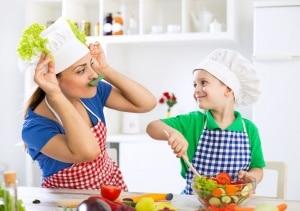 Réaliser recettes de cuisine avec ses enfants